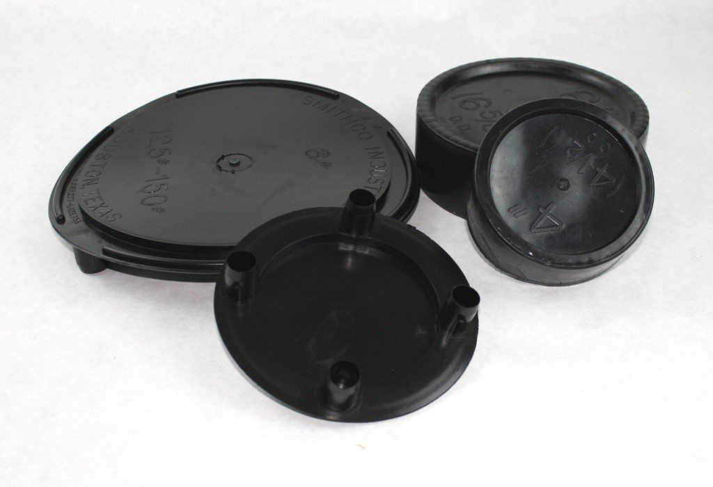 Pipe caps and flange protectors step ko products