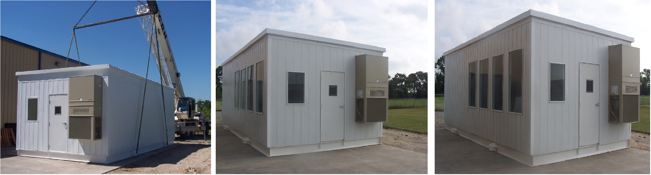 insulated enclosure