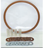 flange isolation gasket kit type d
